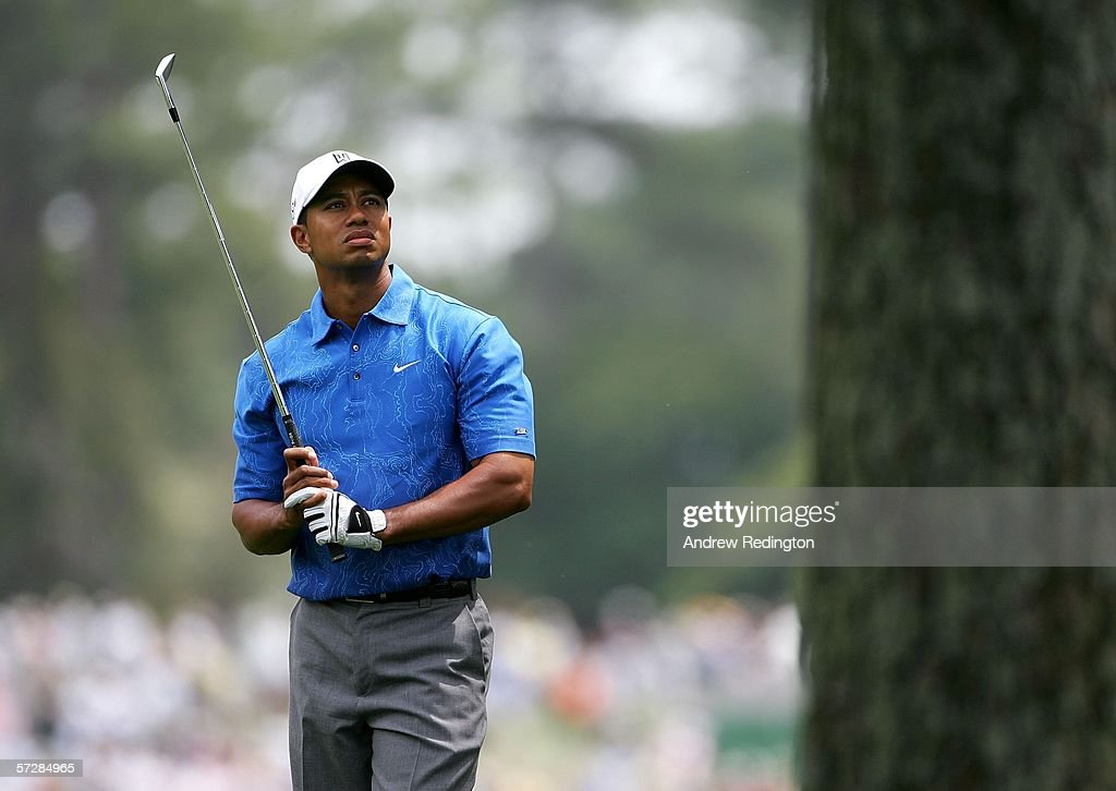 The Masters - Round Two : Photo d'actualité