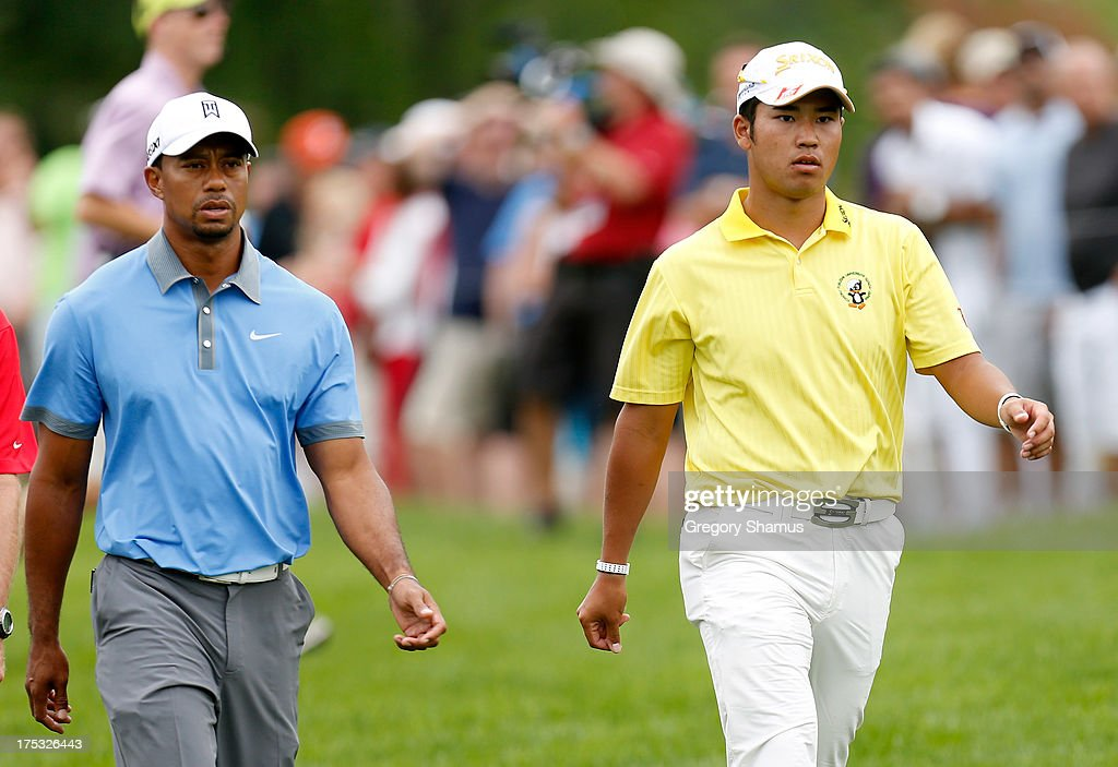 World Golf Championships-Bridgestone Invitational - Round Two : ニュース写真