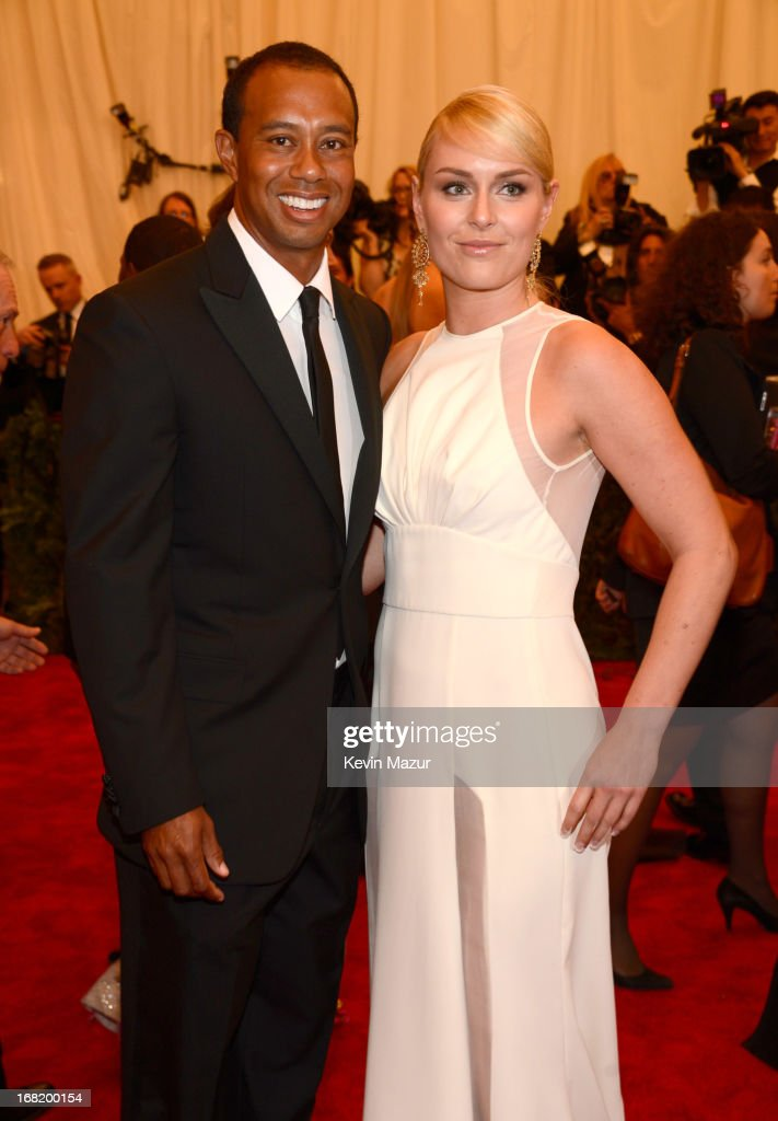 Tiger Woods and Lindsay Vonn attend the Costume Institute Gala for the u0027PUNK Chaos to  sc 1 st  Getty Images & Tiger Costume Stock Photos and Pictures | Getty Images