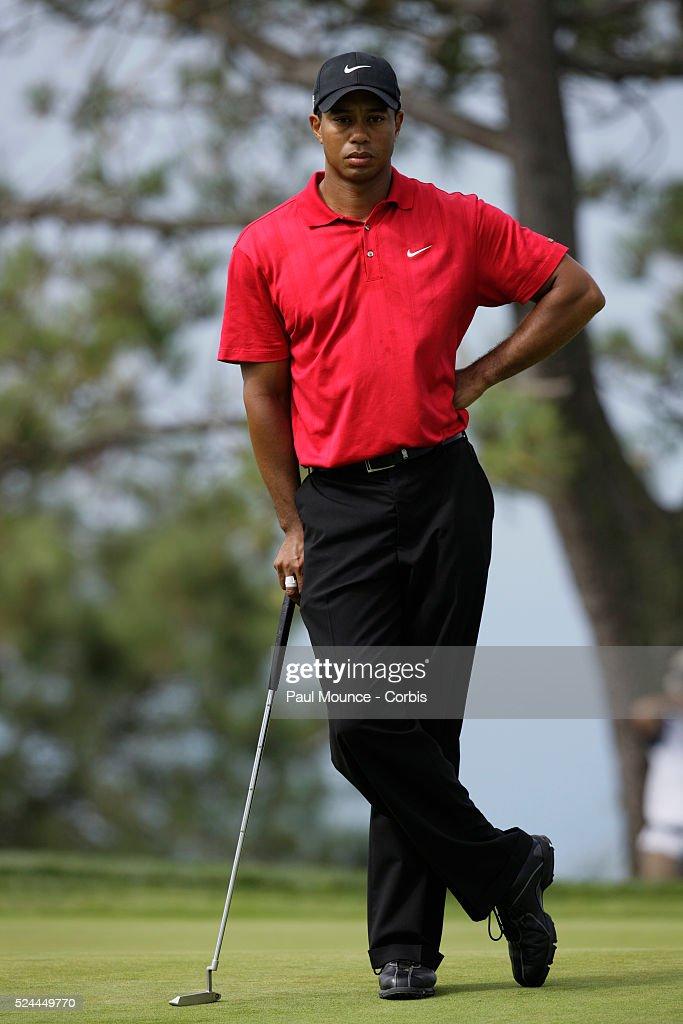 Golf - The US Open - Sudden Death Playoff : News Photo