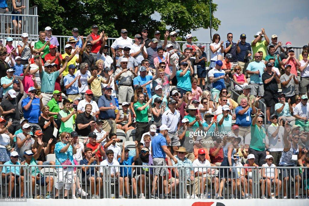 World Golf Championships-Bridgestone Invitational - Final Round : ニュース写真