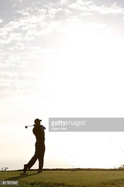 Tiger Woods hits a shot during the third round of the 108th US Open at the Torrey Pines Golf Course on June 14 2008 in San Diego California
