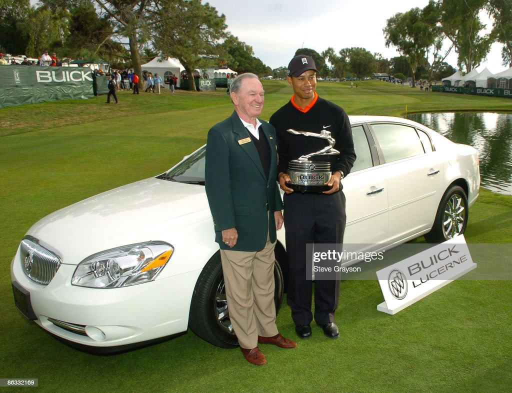 PGA TOUR - 2007 Buick Invitational - Final Round : News Photo
