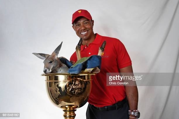 Tiger Woods is named captain for the United States team for the 2019 President's Cup in Melbourne Australia prior to the Arnold Palmer Invitational...