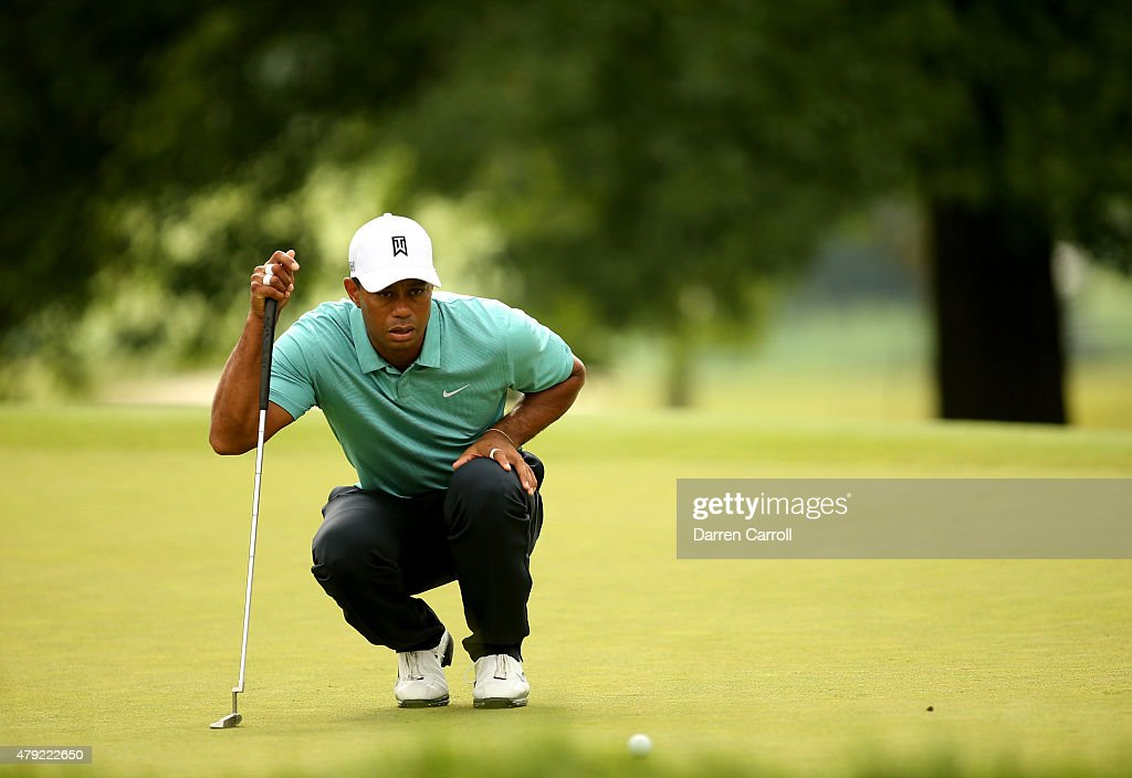 The Greenbrier Classic - Round One : News Photo
