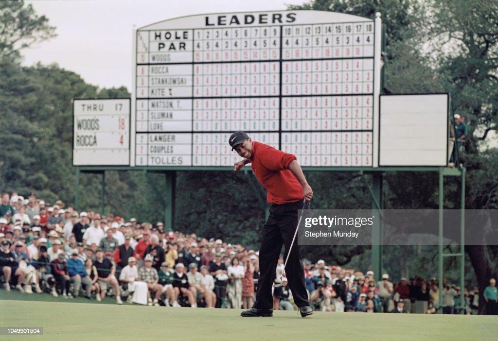 US Masters Golf Tournament : News Photo