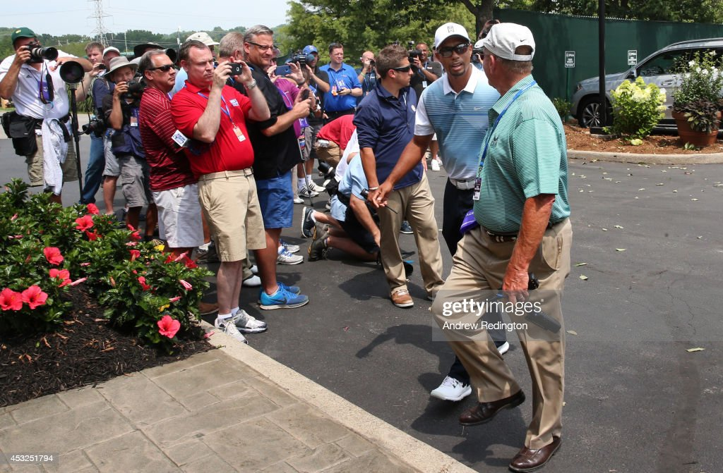 PGA Championship - Preview Day 3 : News Photo
