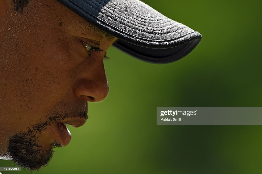 Quicken Loans National - Round Two : News Photo