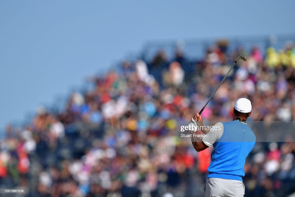 The Open 2018: Scenes From Carnoustie