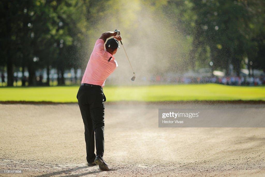 World Golf Championships-Mexico Championship - Round Two : Fotografía de noticias