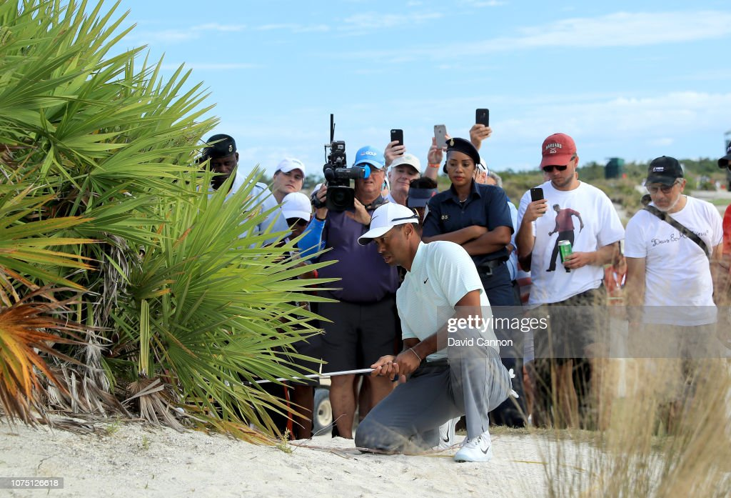 Hero World Challenge - Round Two : News Photo