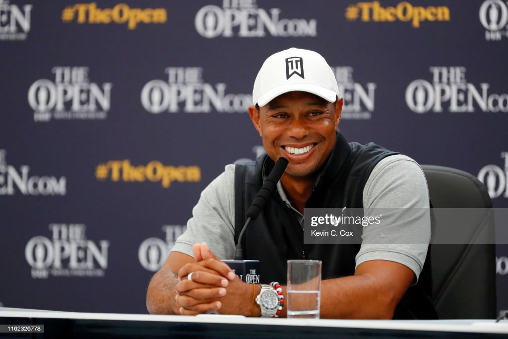 148th Open Championship - Previews : News Photo