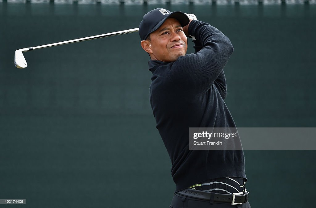 143rd Open Championship - Previews : News Photo