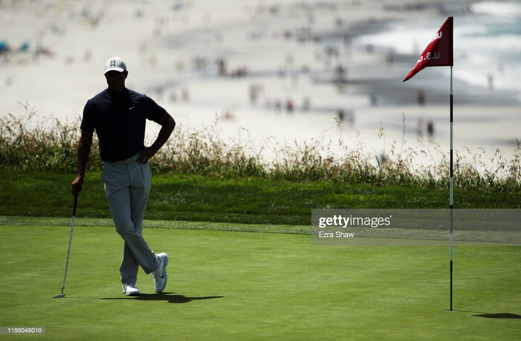 U.S. Open - Preview Day 1 : News Photo