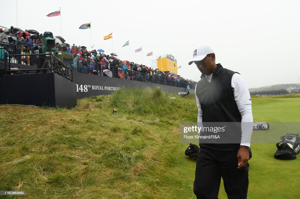 148th Open Championship - Day Two : ニュース写真