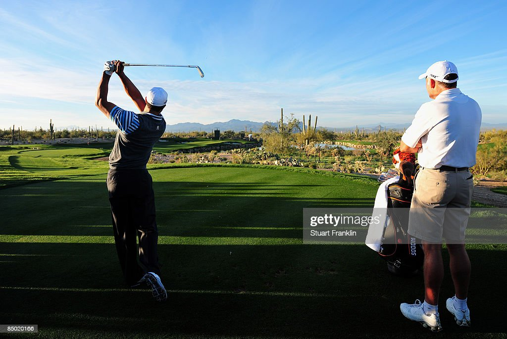 Accenture Match Play Championships - Previews : News Photo