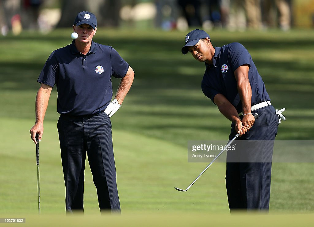 Ryder Cup - Preview Day 2 : News Photo