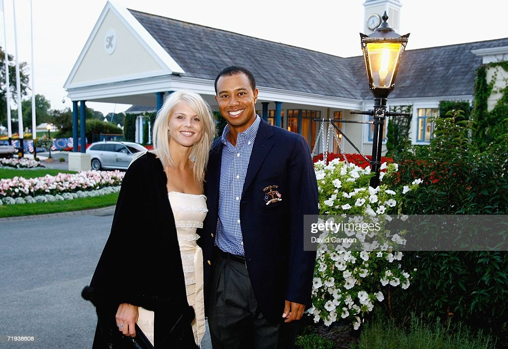 2006 Ryder Cup First Practice Day : News Photo