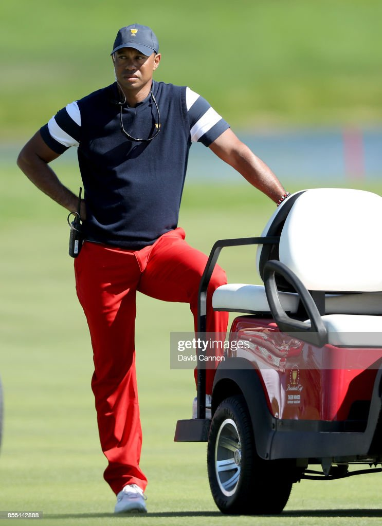 The Presidents Cup - Final Day : News Photo