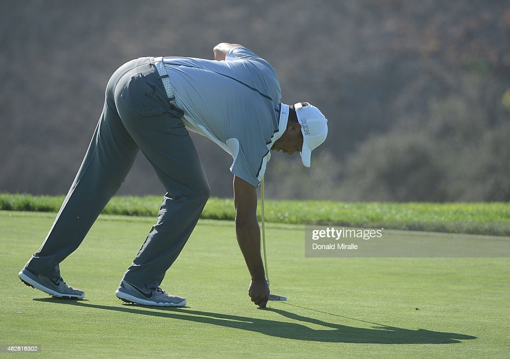 Farmers Insurance Open - Round One : News Photo