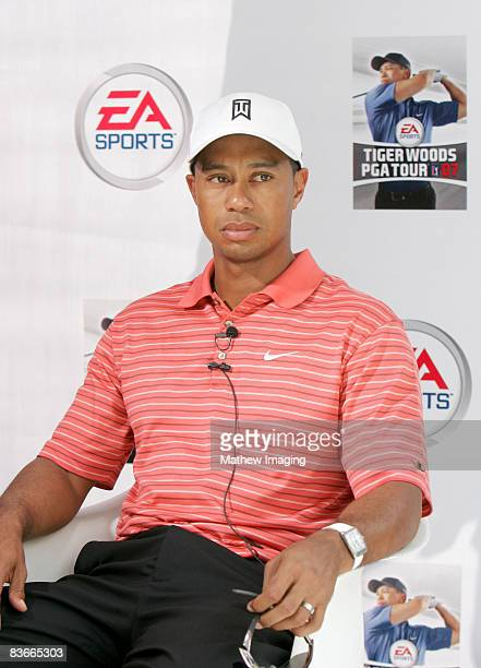 ae9050ce8 60 Top Sports Celebrates The Launch Of Tiger Woods Pga Tour 07 With ...