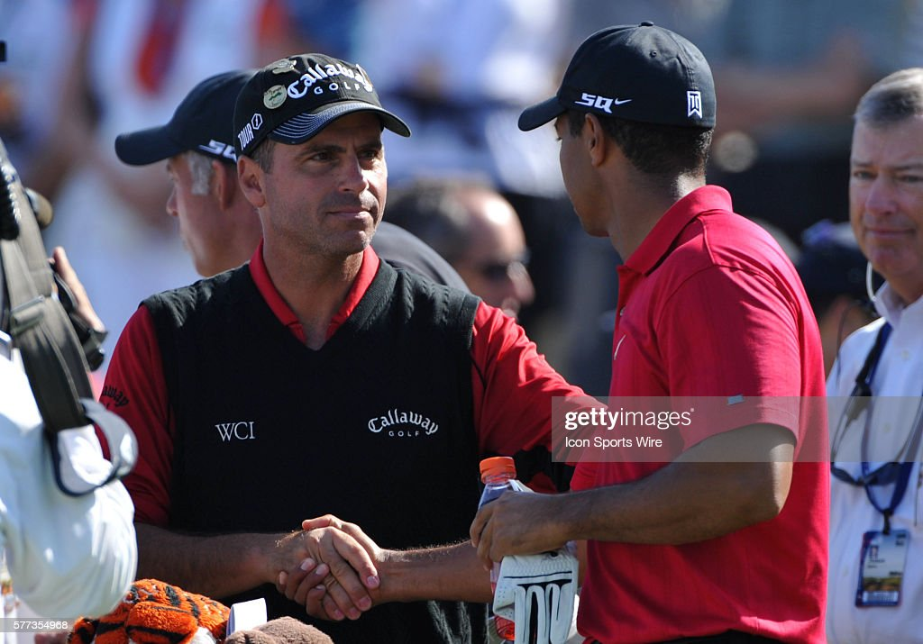 Golf - The US Open - Sudden Death Playoff : News Photo