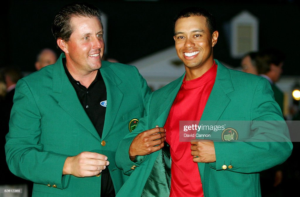 2005 Masters - Final Round