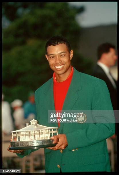 Tiger Woods The Masters Archive