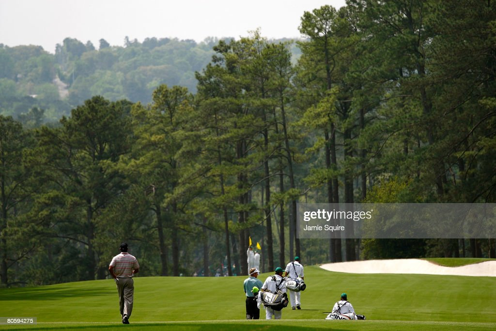 The Masters - First Round : News Photo