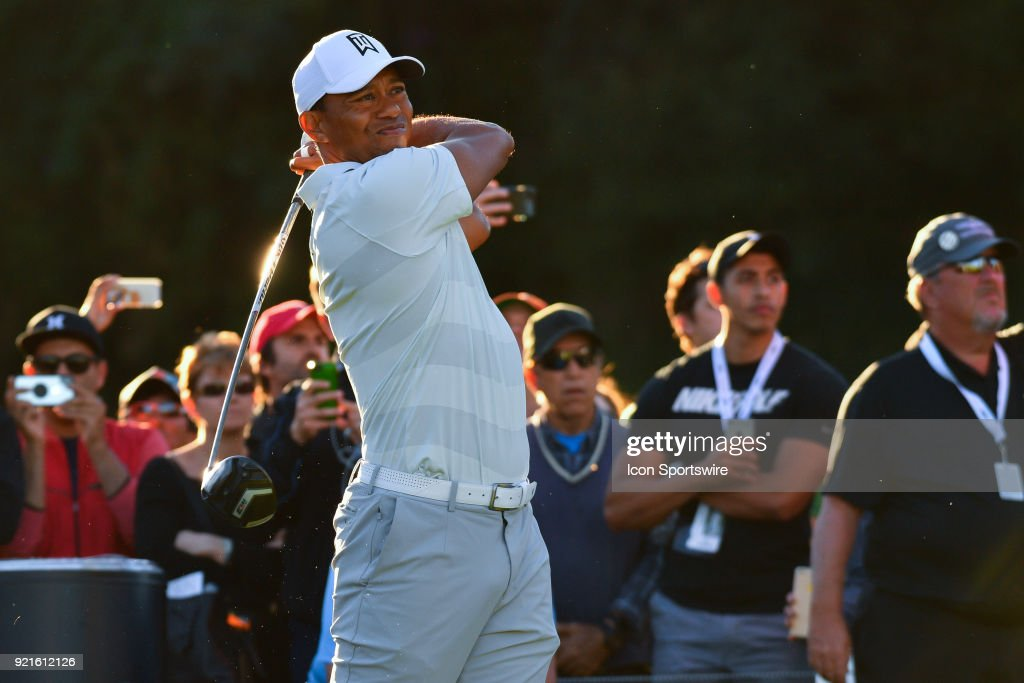 GOLF: FEB 16 PGA - Genesis Open