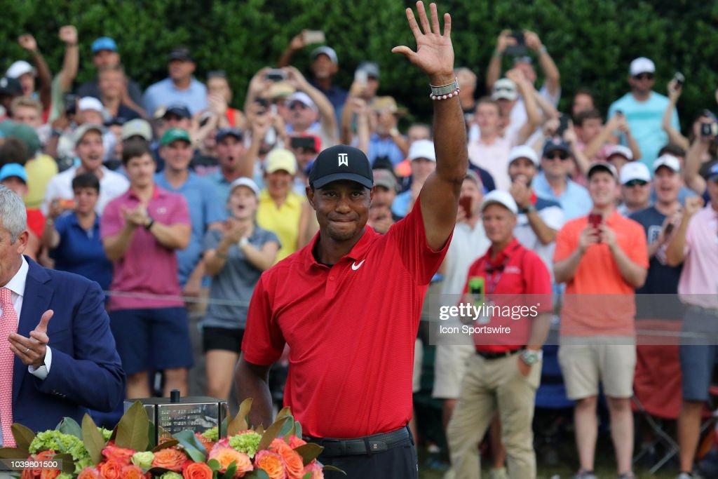 GOLF: SEP 23 PGA - TOUR Championship : News Photo