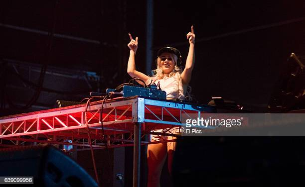 Tigerlily / Dara Hayes performs at VANFEST 2016 on November 26, 2016 in Sydney, Australia. (Photo by El Pics/Getty Images