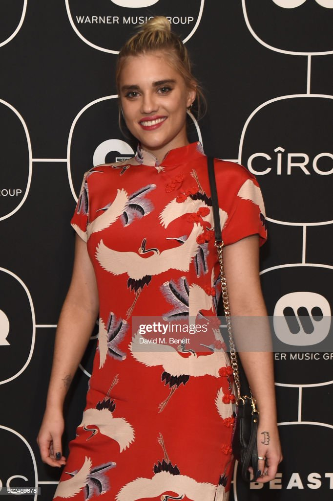 Warner Music & CIROC BRITs After Party : News Photo