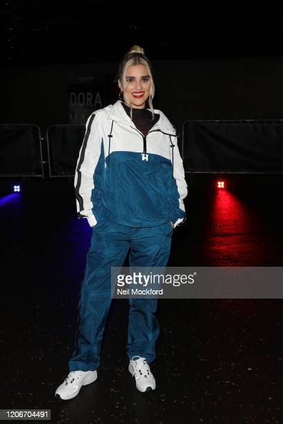 Tigerlily Taylor attends Tommy Hilfiger at Tate Modern during LFW February 2020 on February 16 2020 in London England