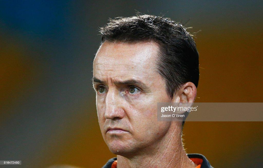NRL Rd 3 - Titans v Tigers