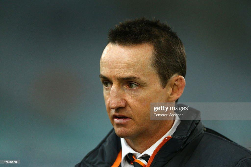 NRL Rd 14 - Tigers v Rabbitohs