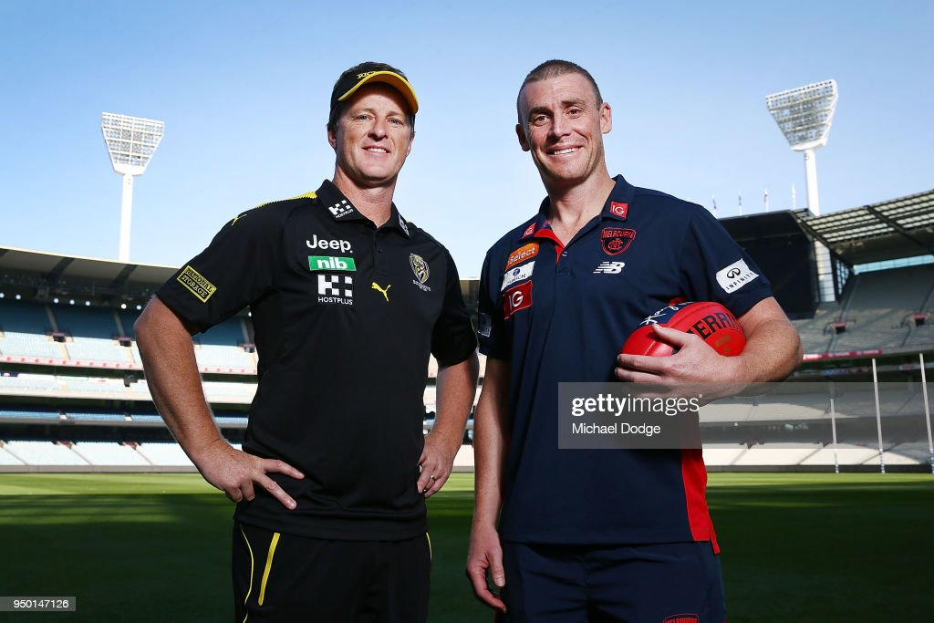 Melbourne v Richmond Pre Match Press Conference