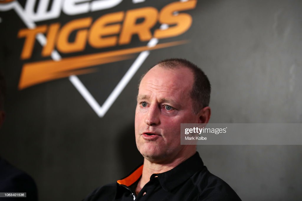 Wests Tigers Media Opportunity : News Photo