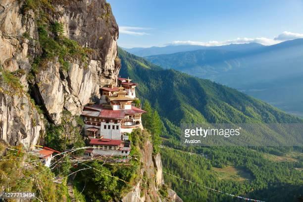 Tigers Nest . Paro Valley. Bhutan.