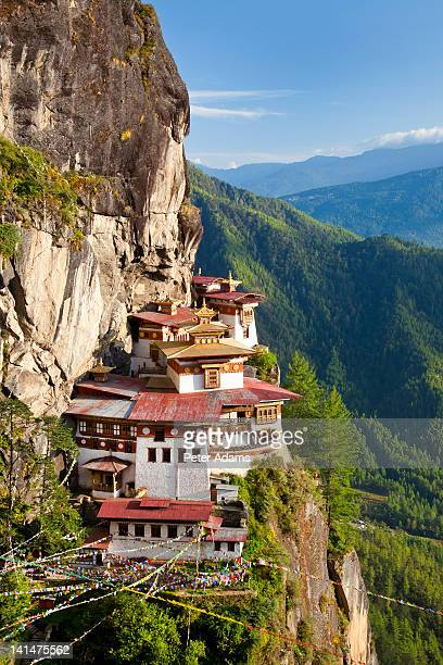Tigers Nest (Taktsang Goemba), Paro Valley, Bhutan