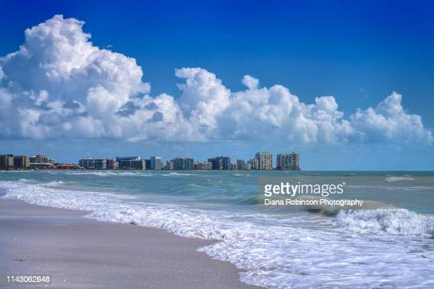 tigertail beach on marco island, florida - marco island stock pictures, royalty-free photos & images