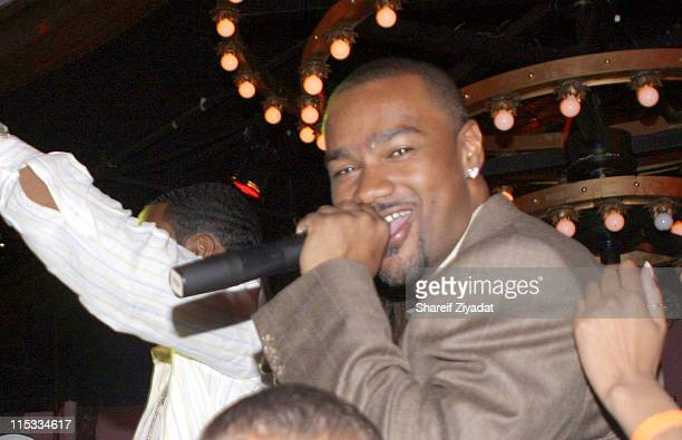 Tigger during ESPN Pre-Draft Party With Special Performance by Amerie - April 23, 2005 at Show in New York City, New York, United States.
