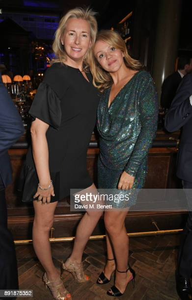 Tiggy Kennedy and Jessica Kilpatrick attend the Rosewood Mini Wishes Gala Dinner in aid of Great Ormond Street Hospital Children's Charity at...