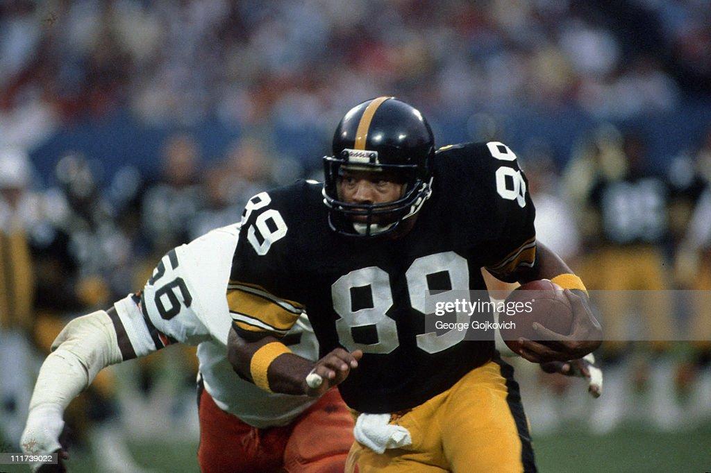 Steelers Bennie Cunningham : News Photo