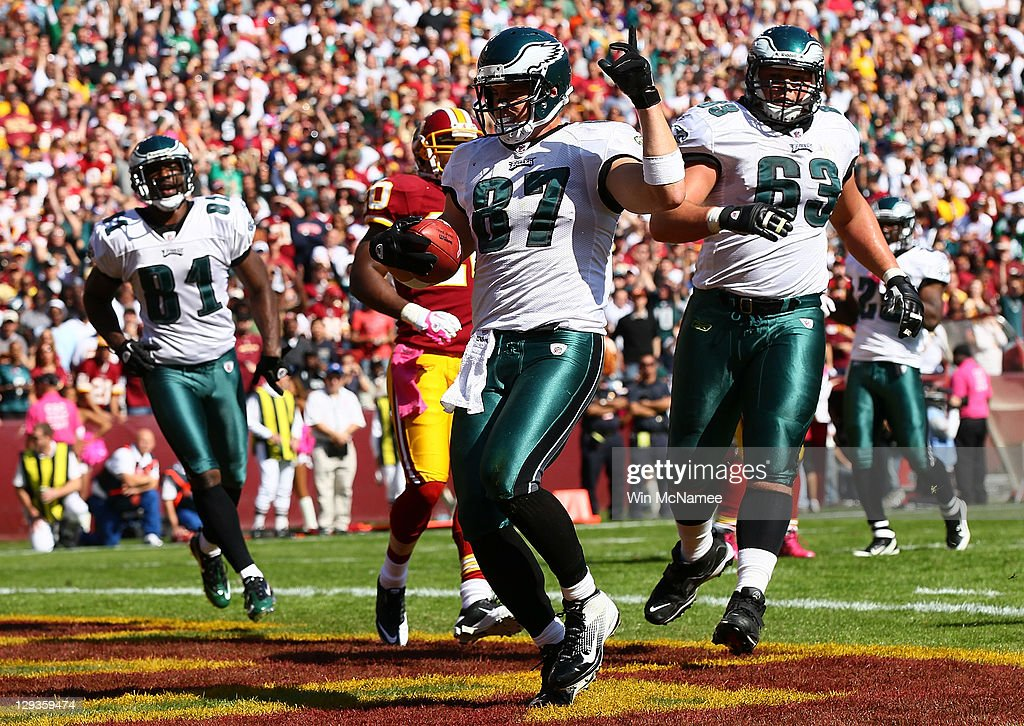 Philadelphia Eagles v Washington Redskins