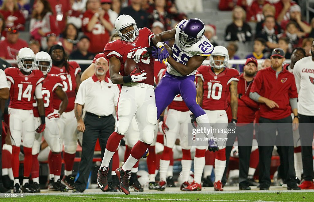 Minnesota Vikings v Arizona Cardinals : News Photo