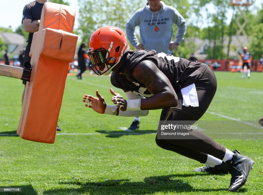 2018 Cleveland Browns OTA : News Photo