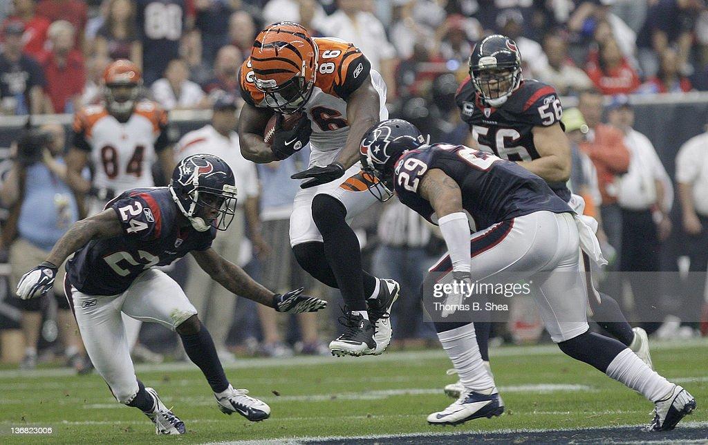 Wild Card Playoffs - Cincinnati Bengals v Houston Texans