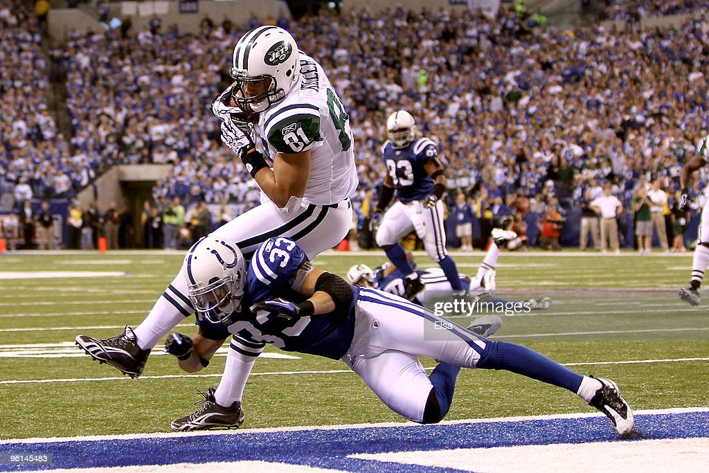 AFC Championship: New York Jets v Indianapolis Colts : News Photo