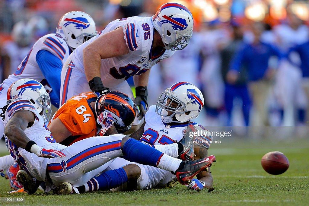 Buffalo Bills v Denver Broncos